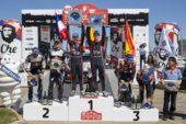 Hyundai Motorsport feiert Sieg und Podiumsplatz auf Korsika