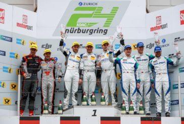 24h Nürbrugring – Nico Müller 2ème de la course qualif