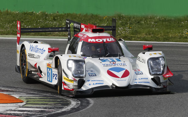 Vaillante Rebellion en confiance pour l'ouverture de saison FIA WEC