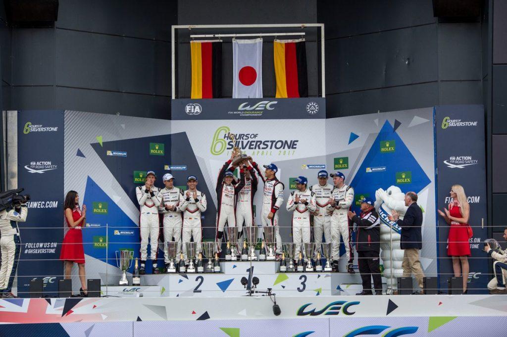 FIA WEC – Sébastien Buemi et Toyota remportent les 6h de Silverstone