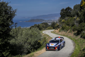 FIA Wolrd Rally Championship 2017 - Tour de Corse