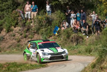 Tour de Corse – Andreas Mikkelsen with a convincing lead