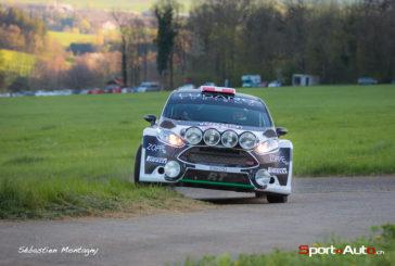 Rally del Taro : victoire de Ballinari, podium de classe pour Daldini !