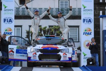 ERC – New era begins on high : ERC Junior Champion Griebel steps up and stars, Magalahaes is magic in the Azores