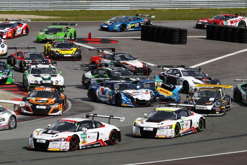 Motorsports / ADAC GT Masters, 1. Event 2016, Oschersleben, GER
