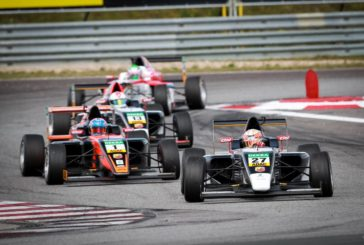 ADAC Formel 4 – Nicklas Nielsen feiert ersten Sieg, Fabio Scherer 3.