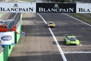Sieg für GRT Grasser Racing Team beim Blancpain-GT-Endurance-Auftakt in Monza
