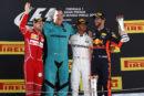 F1 – GP d'Espagne: Hamilton remporte une belle passe d'armes face à Vettel. Très belles performances couronnées de points pour Sauber et Grosjean