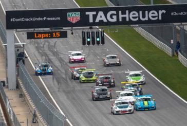 Porsche Cup Suisse – Modifications de règlement et nouveaux pilotes garantissent des courses passionnantes sur le circuit Red Bull