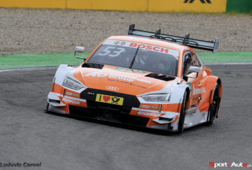 DTM – Green withstands the rain and drives to victory