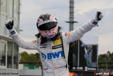 Lucas Auer wins high-quality DTM season opener Edoardo Mortara 4th