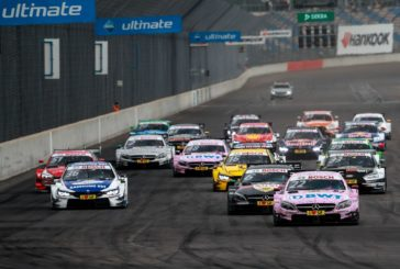 DTM – Lucas Auer claims second season win at Lausitz