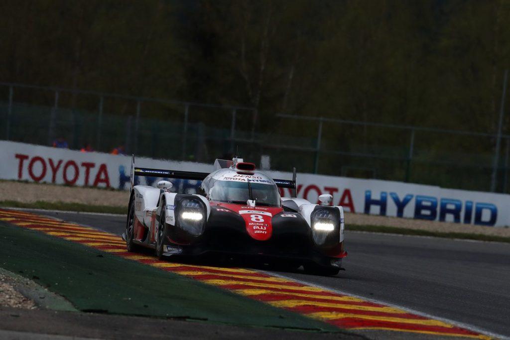 FIA WEC - Deuxième victoire consécutive pour Sébastien Buemi et ses coéquipiers de la Toyota TS050 8