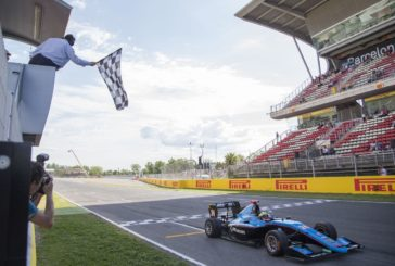 GP3 – Sensationeller Start in Barcelona: Maini gewinnt, Lorandi mit zwei Podiums!