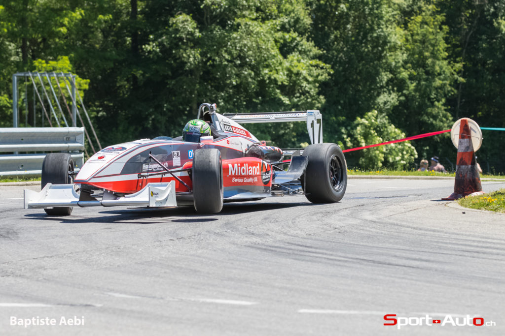 Slalom de Romont – Trois pilotes en deux dixièmes!
