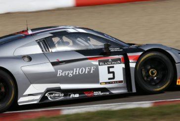 Blancpain GT Series – Marcel Fässler au pied du podium à Zolder, doublé pour le Kessel Racing en Pro-AM et AM Cup