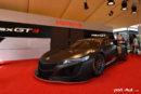 Présentation de la Honda NSX GT3 à Spa-Francorchamps