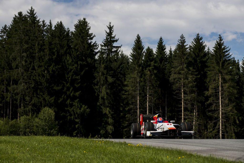 Formule 2 – Ralph Boschung: «C'était l'un de mes meilleurs week-end en F2...»