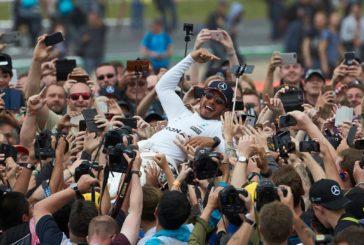 F1 – GP de Grande-Bretagne: Lewis Hamilton roi sur ses terres. Sauber et Romain Grosjean hors des points.