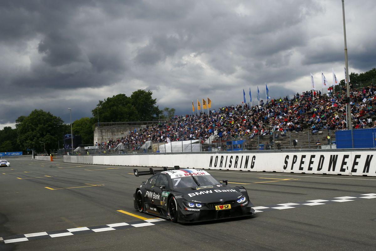DTM – Bruno Spengler s'impose sous la pluie, Edoardo Mortara et Nico Müller dans les points