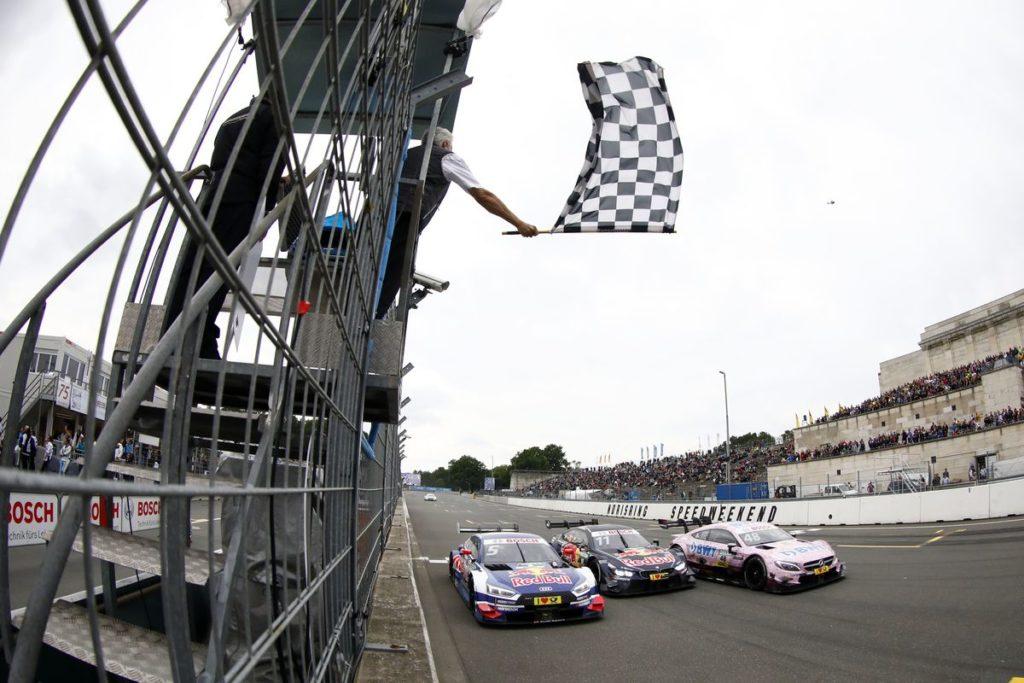 DTM – Edoardo Mortara décroche le podium sur la ligne