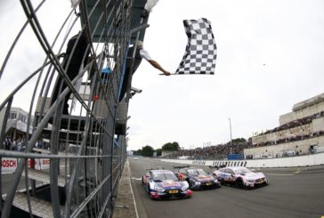 DTM – Maxime Martin wins race thriller at the Norisring, Edoardo Mortara third