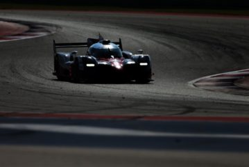 FIA WEC – Toyota Gazoo Racing auf des Podium in Texas