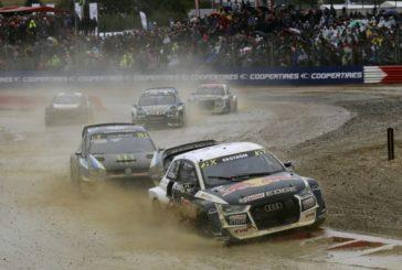 WRX – Audi driver Ekström on podium after pouring rain, Nico Müller celebrated an impressive debut