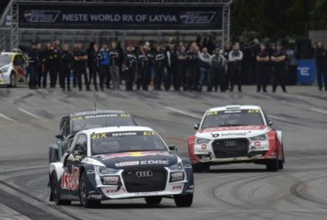 WRX – Ekström wins next trophy with Audi and EKS, Nico Müller in the final