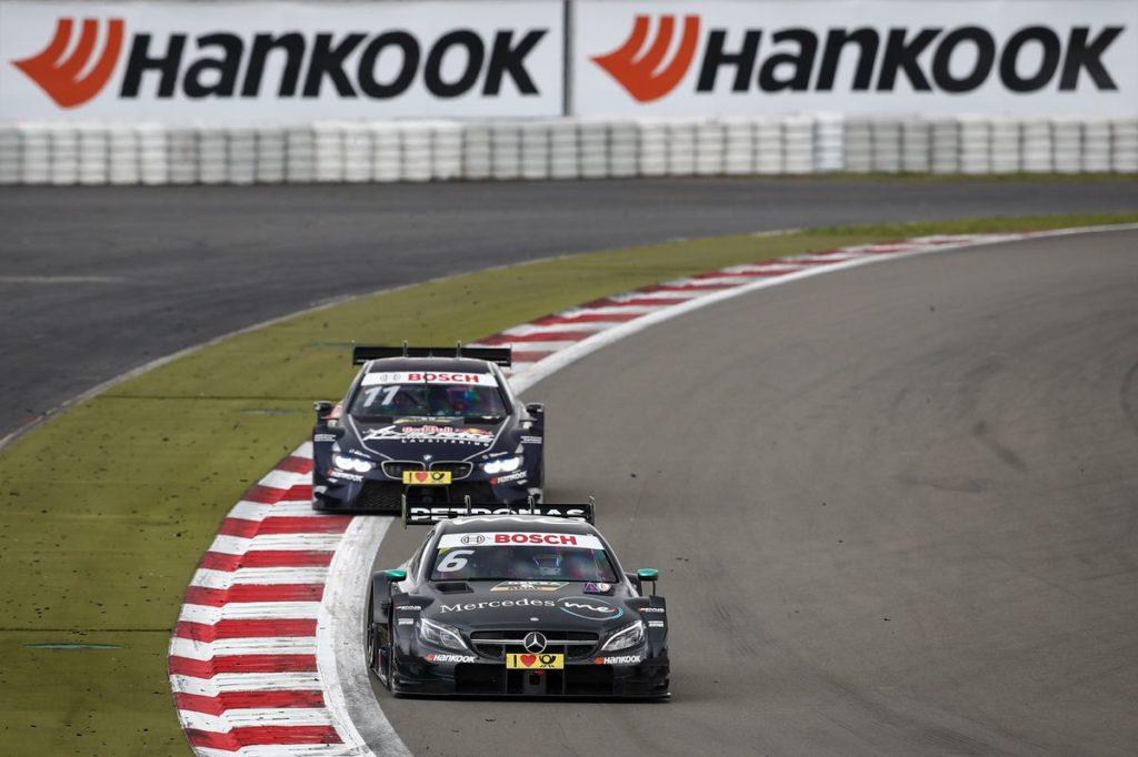 DTM – Mercedes confirme sur le Nürburgring