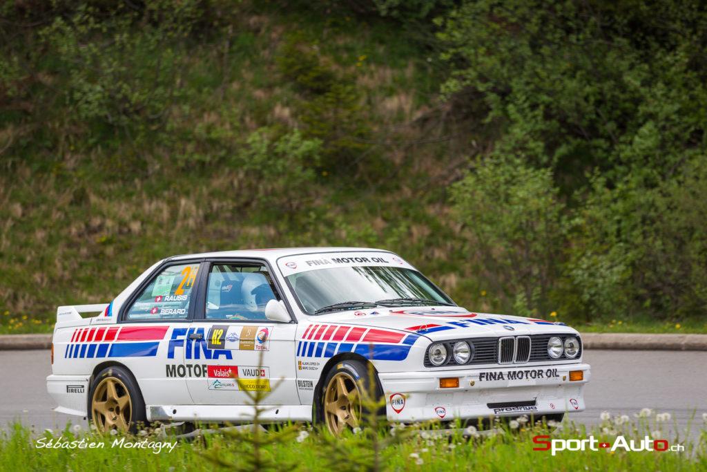 Rallye du Suran : victoire d'Eddy Bérard - Didier Rappo en VHC