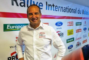 Rallye International du Valais 2017 : nouveau staff et joli plateau