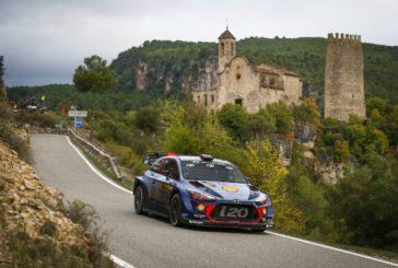 WRC – Double disaster for Hyundai Motorsport as Rally de España bites back