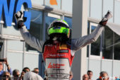 Green wins on Saturday – battle for the title to be decided in the final race