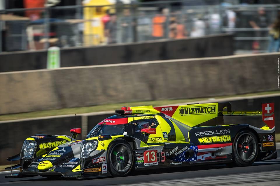 Fin de course prématurée pour Rebellion Racing au Petit Le Mans