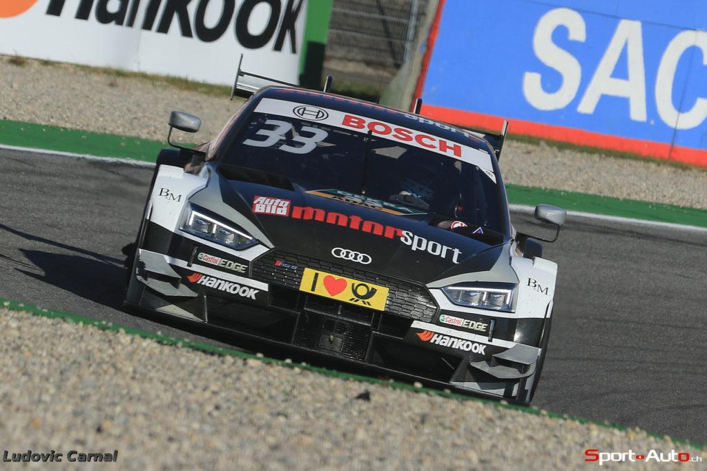 René Rast champion DTM 2017, Audi rafle tout