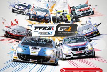 Pour la finale Nicolas Rindlisbacher rejoint Jimmy antunes et Niki Leutwiler dans le peloton du FFSA GT