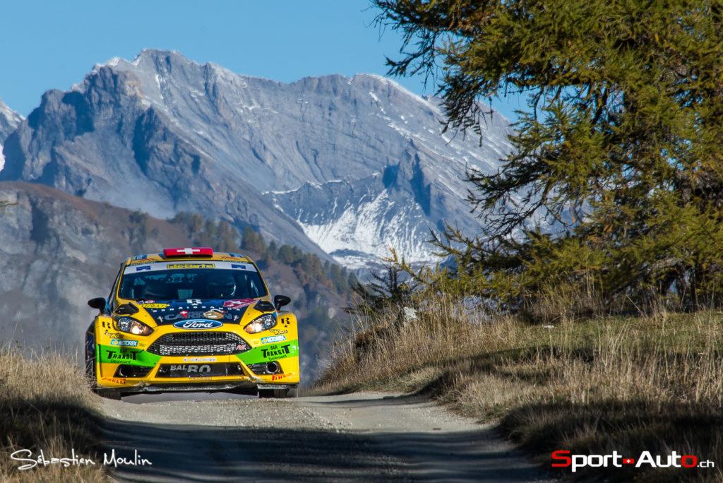 RIV 2017 - Coup d'oeil dans le rétroviseur du Rallye du Valais !