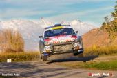 Chewon Lim scores top five times at Rallye International du Valais