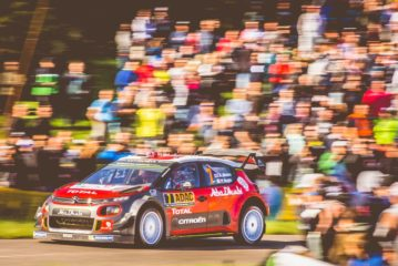 WRC – Spain serves up a mixed platter of Gravel and Tarmac