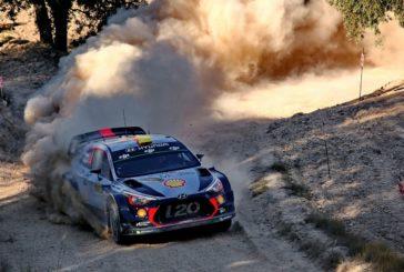 WRC – Positive start for Hyundai Motorsport in Spain as Mikkelsen leads on debut