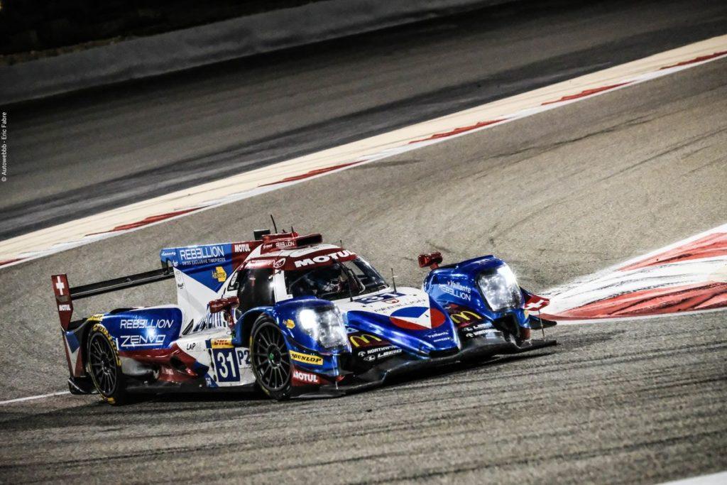 FIA WEC - Vaillante Rebellion sacré Champion du monde d'endurance LMP2