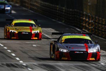Robin Frijns beim Debüt mit Audi Zweiter in Macau