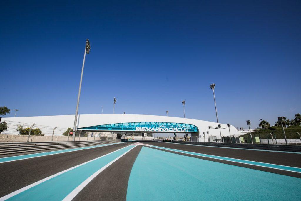 FIA Formula 2 -  2017 Post-season test opens in Abu Dhabi