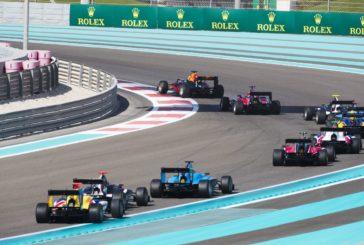 GP3 – Top 10 pour Kevin Joerg à Yas Marina, Jenzer Motorsport sur le podium