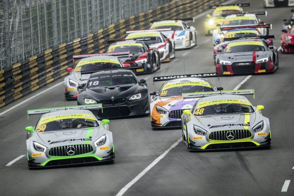 Customer Racing: Season review 2017: Challenges, Champions and Charity – Mercedes-AMG Customer Racing is looking back upon a successful 2017 GT3 season