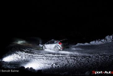 Olivier Burri et Stéphane Rey remportent le rallye National du Devoluy