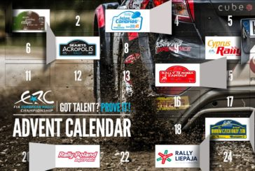 Why change a winning formula? ERC calendar remains at eight events for 2018