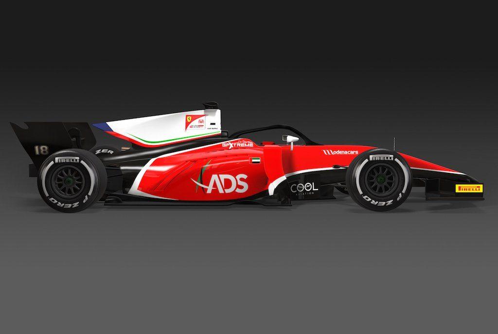 FIA Formula 2 - Louis Delétraz rejoint Charouz Racing System
