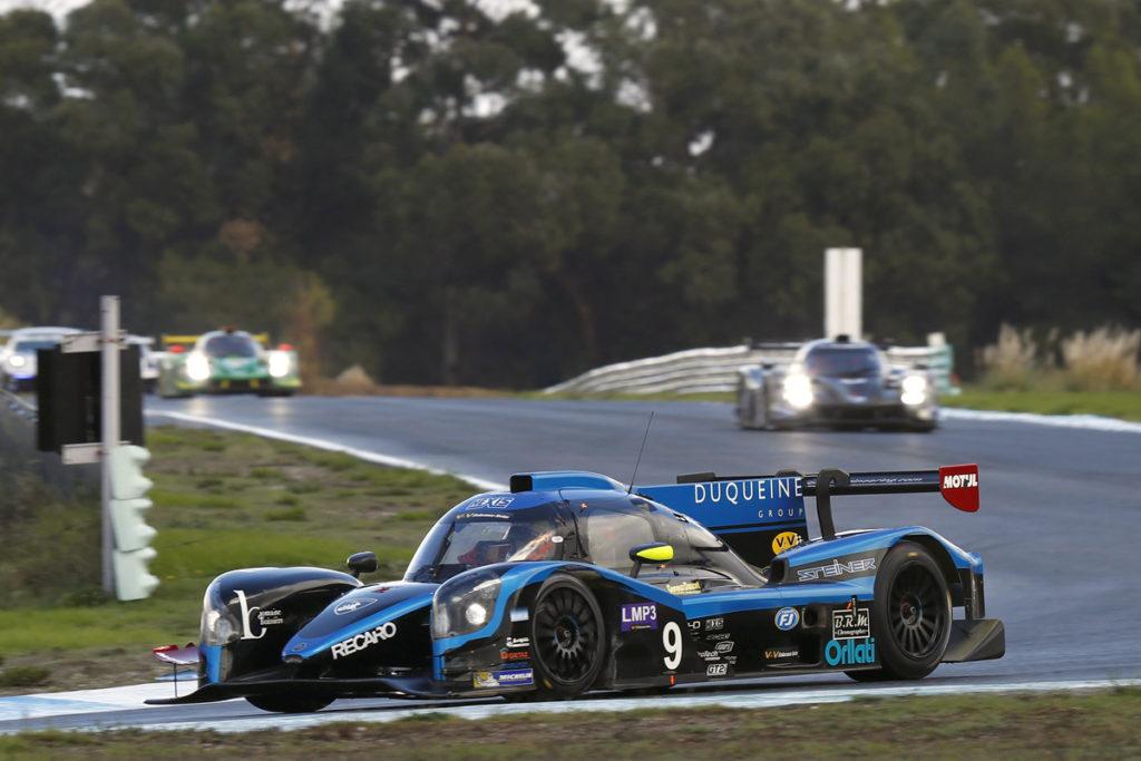 Une première saison très réussie en Sport-Automobile pour Lucas Légeret